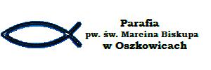 Strona parafii pw. św. Marcina w Oszkowicach